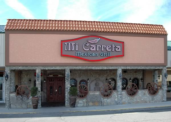 Mi Carreta Mexican Restaurant in South Boston, VA (Centerville)